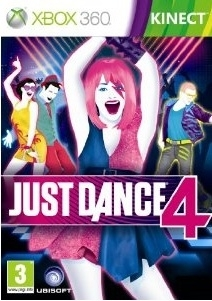 Just Dance 4 Kinect (Xbox 360)