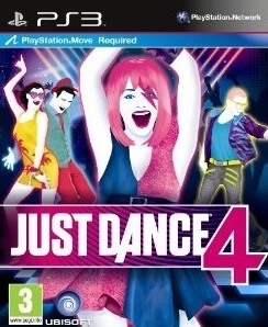 Just Dance 4 Move (PS3)