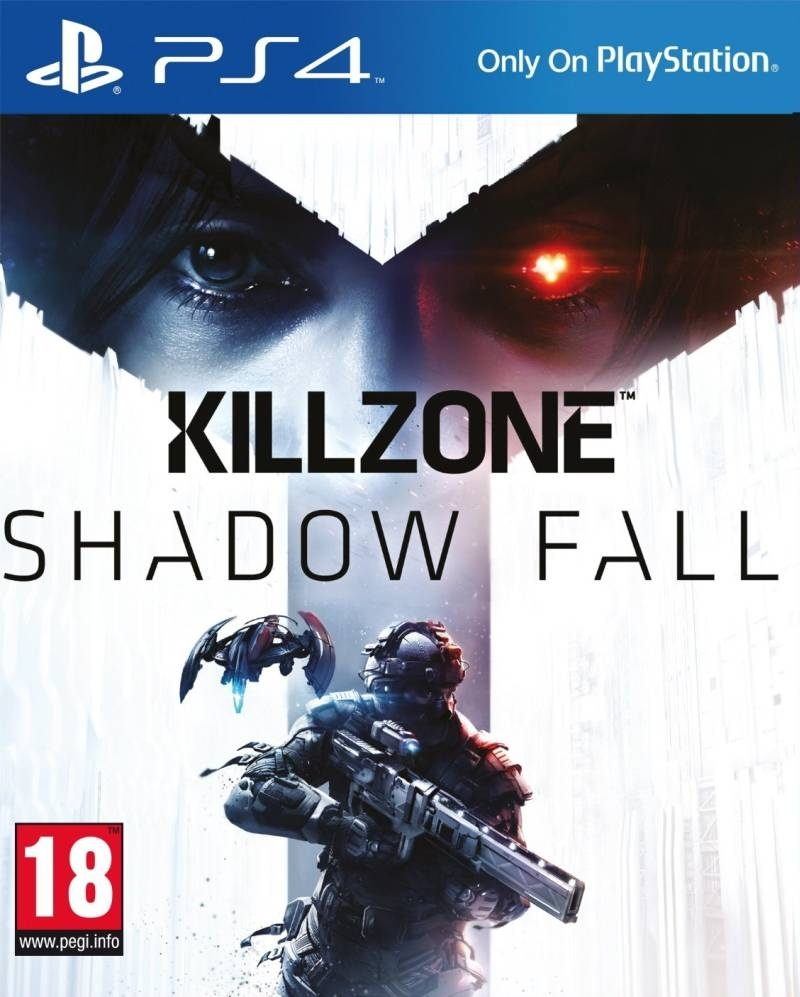 Killzone Shadow Fall PL (PS4)