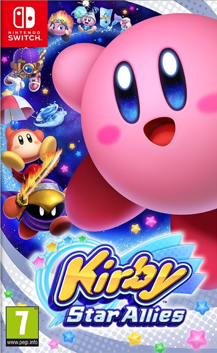 Kirby Star Allies Nintendo Switch (BLACK FRIDAY)