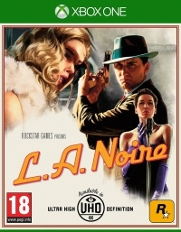 L.A. Noire Complete Edition (Xbox One)