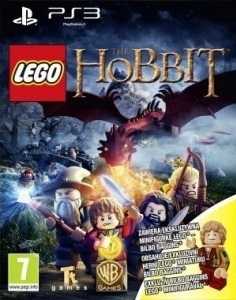 LEGO Hobbit Limited Edition PL/ANG  (PS3)