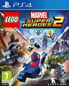 LEGO Marvel Super Heroes 2 PL (PS4)