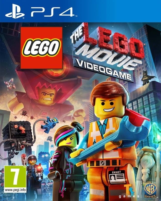 LEGO Przygoda Gra Wideo (THE LEGO MOVIE VIDEOGAME) ANG/PL (PS4)