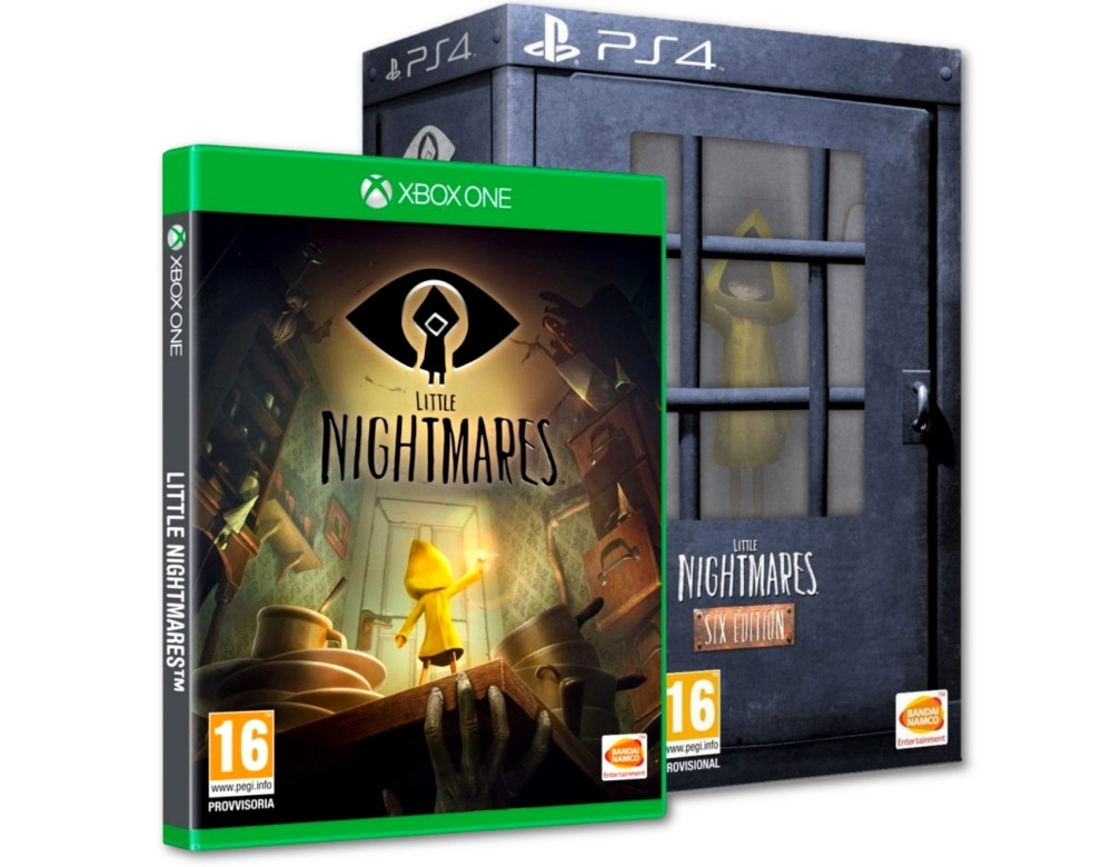 Little Nightmares SIX EDITION (Xbox One)