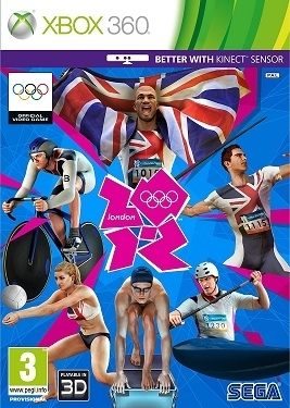 London 2012: The Official Video Game of the Olympic Games Kinect (Xbox 360)