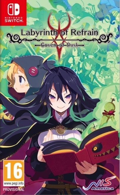 Labyrinth of Refrain Coven of Dusk Nintendo Switch