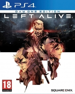 Left Alive Day One Edition (PS4)