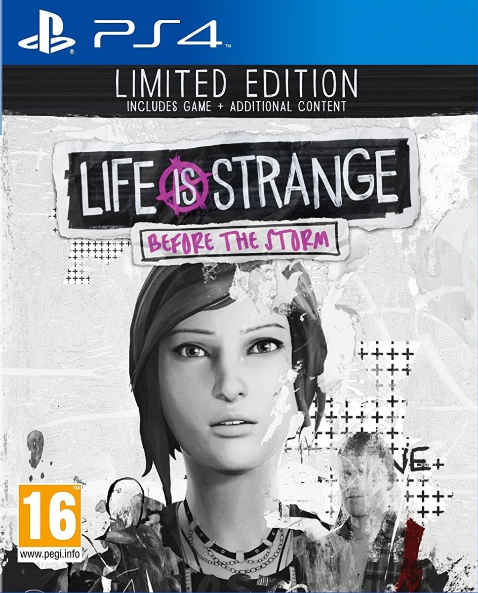 Life is Strange Before the Storm Limited Edition (PS4)