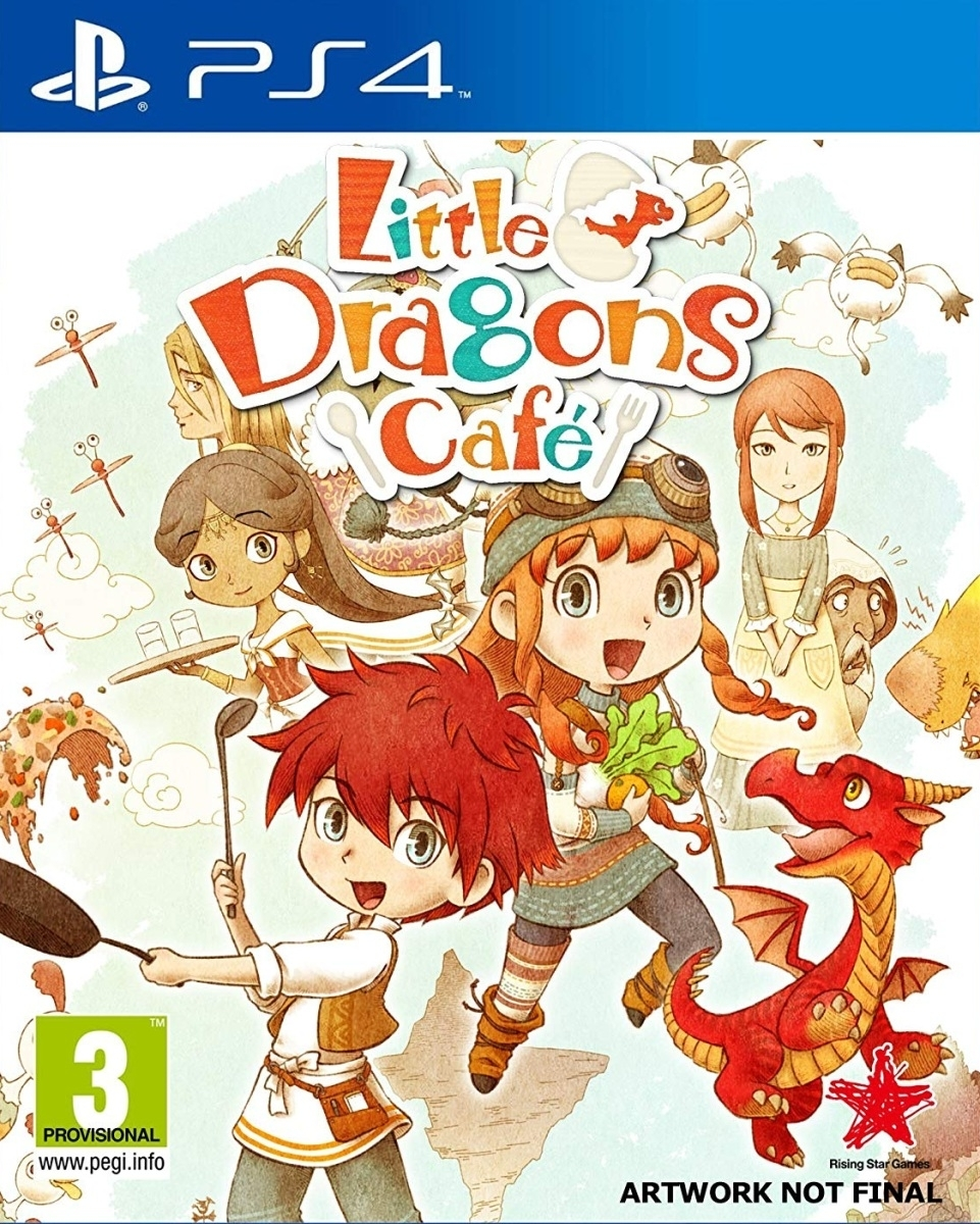Little Dragons Cafe (PS4)