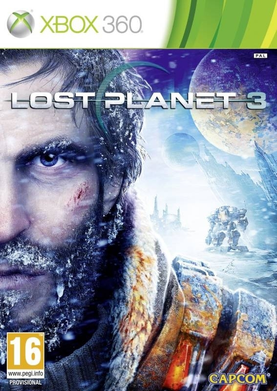 Lost Planet 3 PL / ANG (Xbox 360)