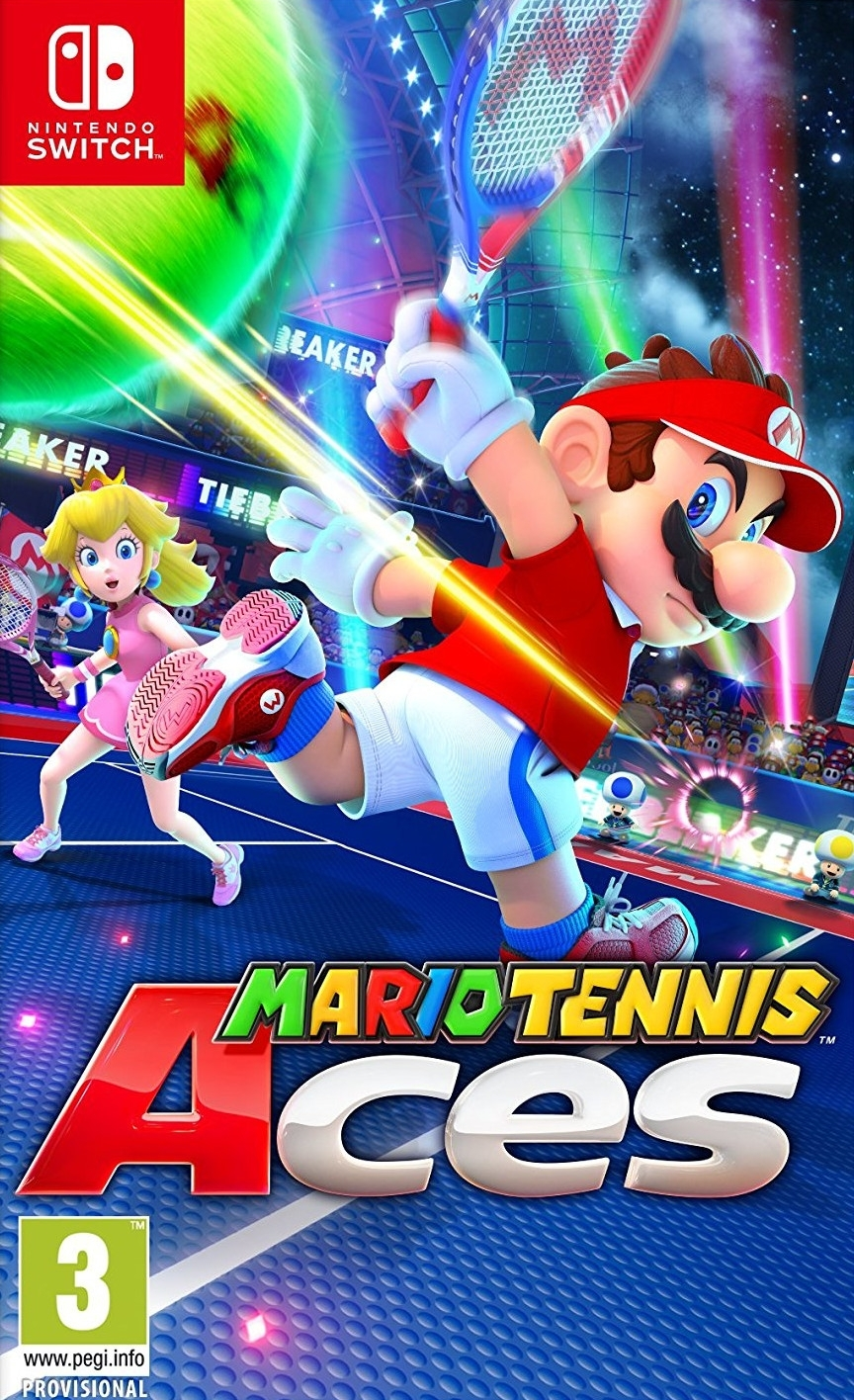 Mario Tennis Aces Nintendo Switch (BLACK FRIDAY)