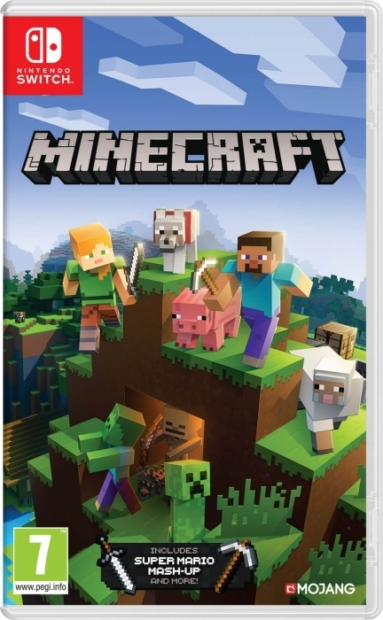 MINECRAFT SWITCH EDITION