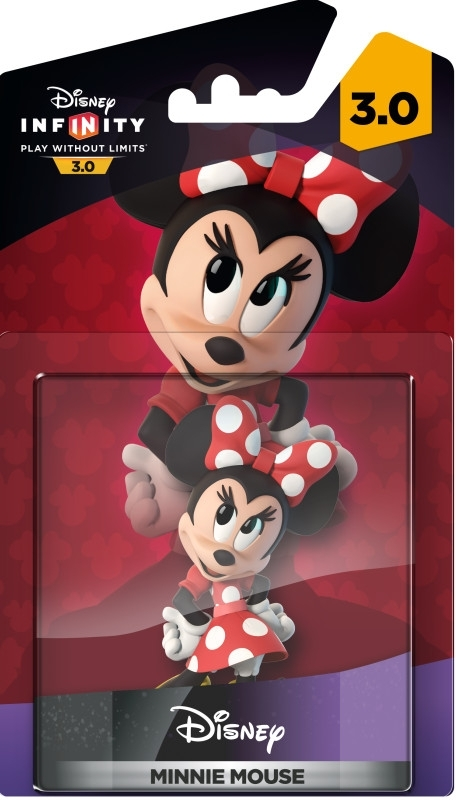 Figurka Disney Infinity 3.0 Minnie Mouse (PS3, PS4, Xbox 360, Xbox One, WiiU, 3DS)