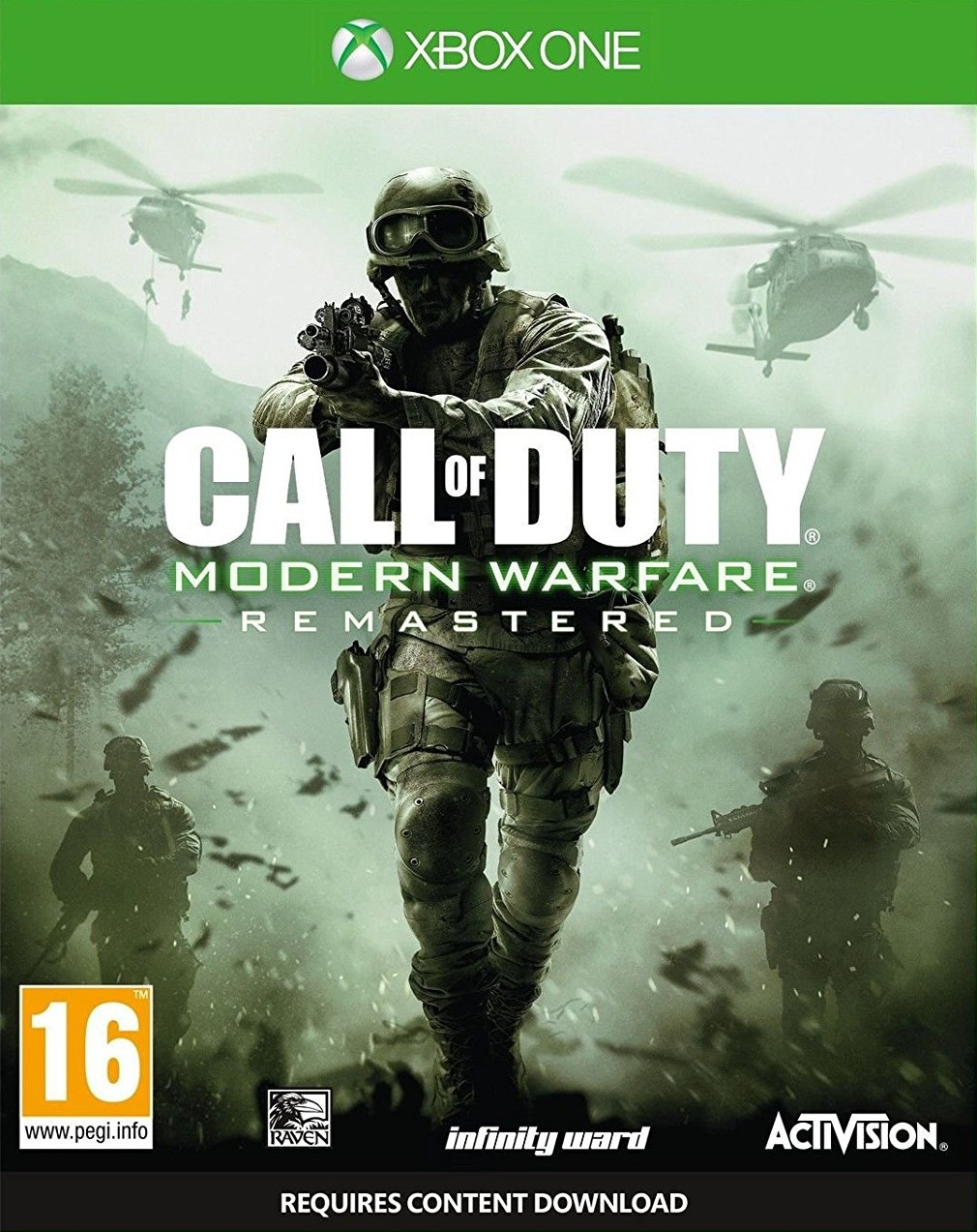 Call of Duty: Modern Warfare HD Remastered