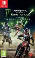 Monster Energy Supercross - The Official Videogame (Switch)