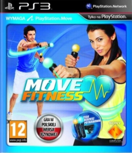 Move Fitness Move (PS3)