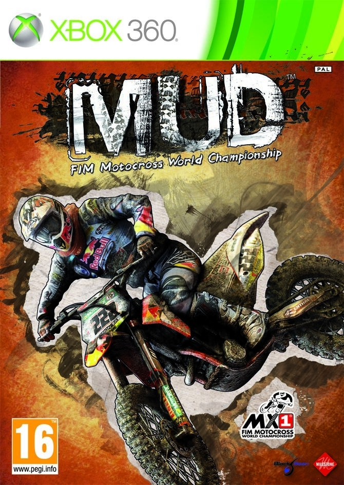 MUD FIM Motocross World Championship (Xbox 360)