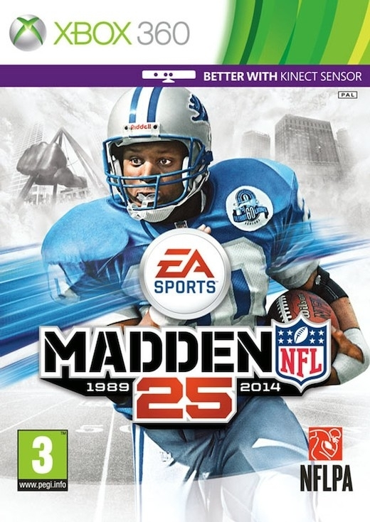Madden NFL 25 Kinect (Xbox 360)