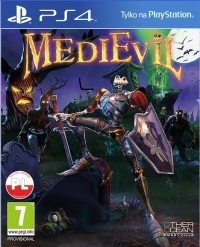 Medievil PL (PS4)