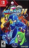 Mega Man 11 / MegaMan 11 Nintendo Switch