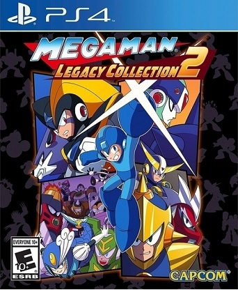 Mega Man Legacy Collection 2 / MegaMan Legacy Collection 2(PS4)