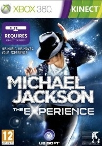 Michael Jackson: The Experience Kinect (Xbox 360)