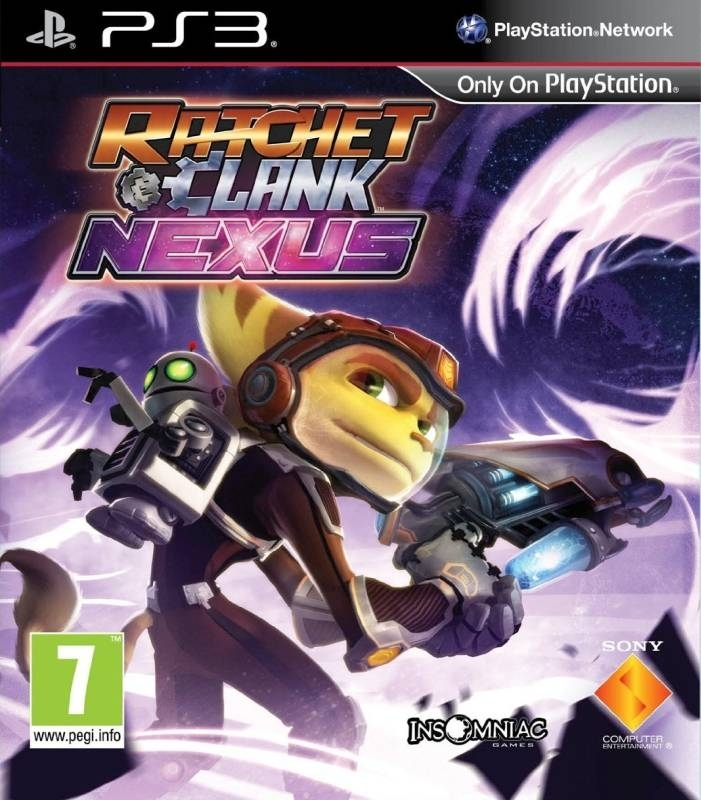 Ratchet and Clank Into the Nexus PL (PS3)