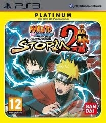 Naruto Shippuden: Ultimate Ninja Storm 2 (PS3)