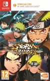 Naruto Shippuden Ultimate Ninja Storm Trilogy Nintendo Switch