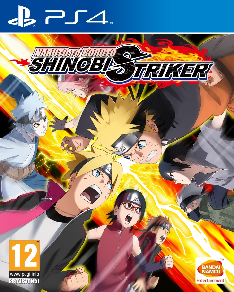 Naruto to Boruto Shinobi Striker PL (PS4)
