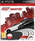 Need for Speed Most Wanted PL Edycja Limitowana (PS3)