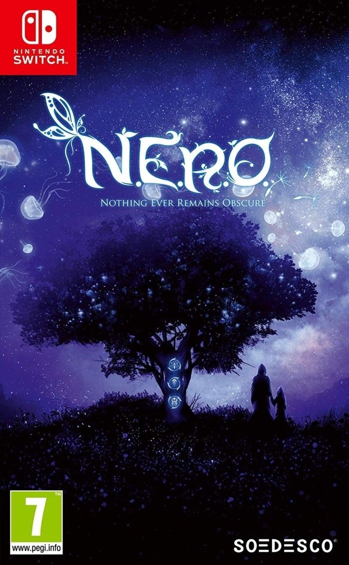 Nero Nintendo Switch