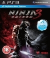 Ninja Gaiden 3 III Move (PS3)