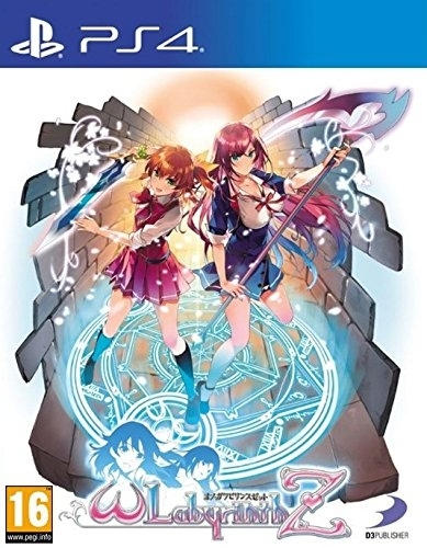 Omega Labyrinth Z (PS4)