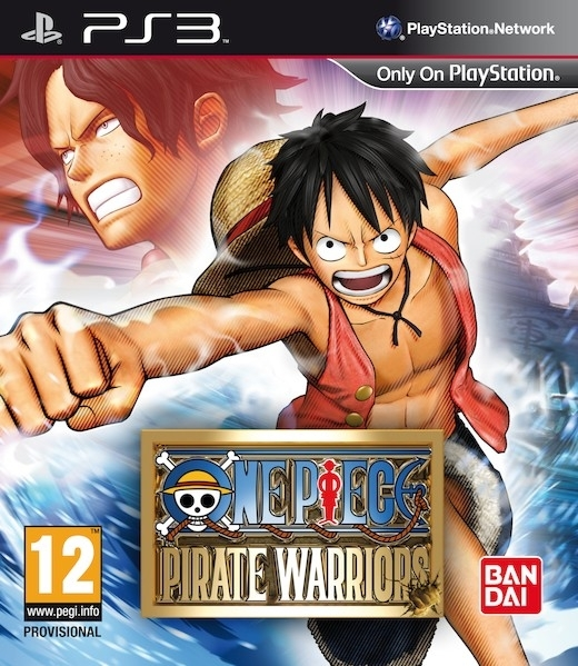 One Piece Pirate Warriors (PS3)