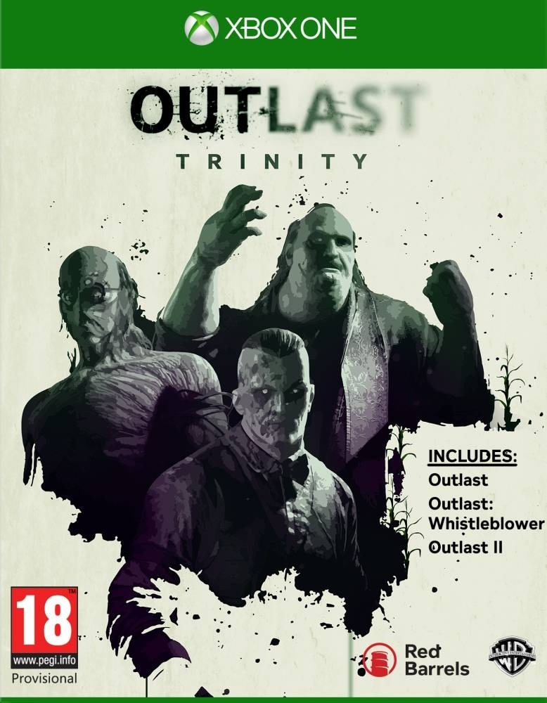Outlast Trinity (Xbox One)