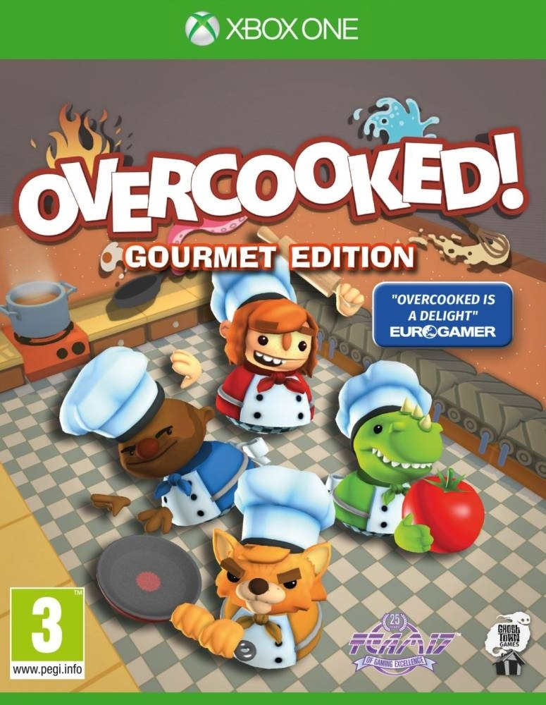 Overcooked Gourmet Edition (Xbox One)