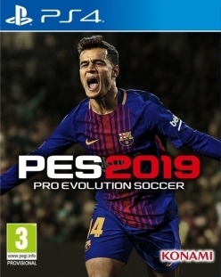 PES 2019 / Pro Evolution Soccer 2019 (PS4)