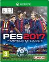 PES 17 Pro Evolution Soccer 2017 Xbox One