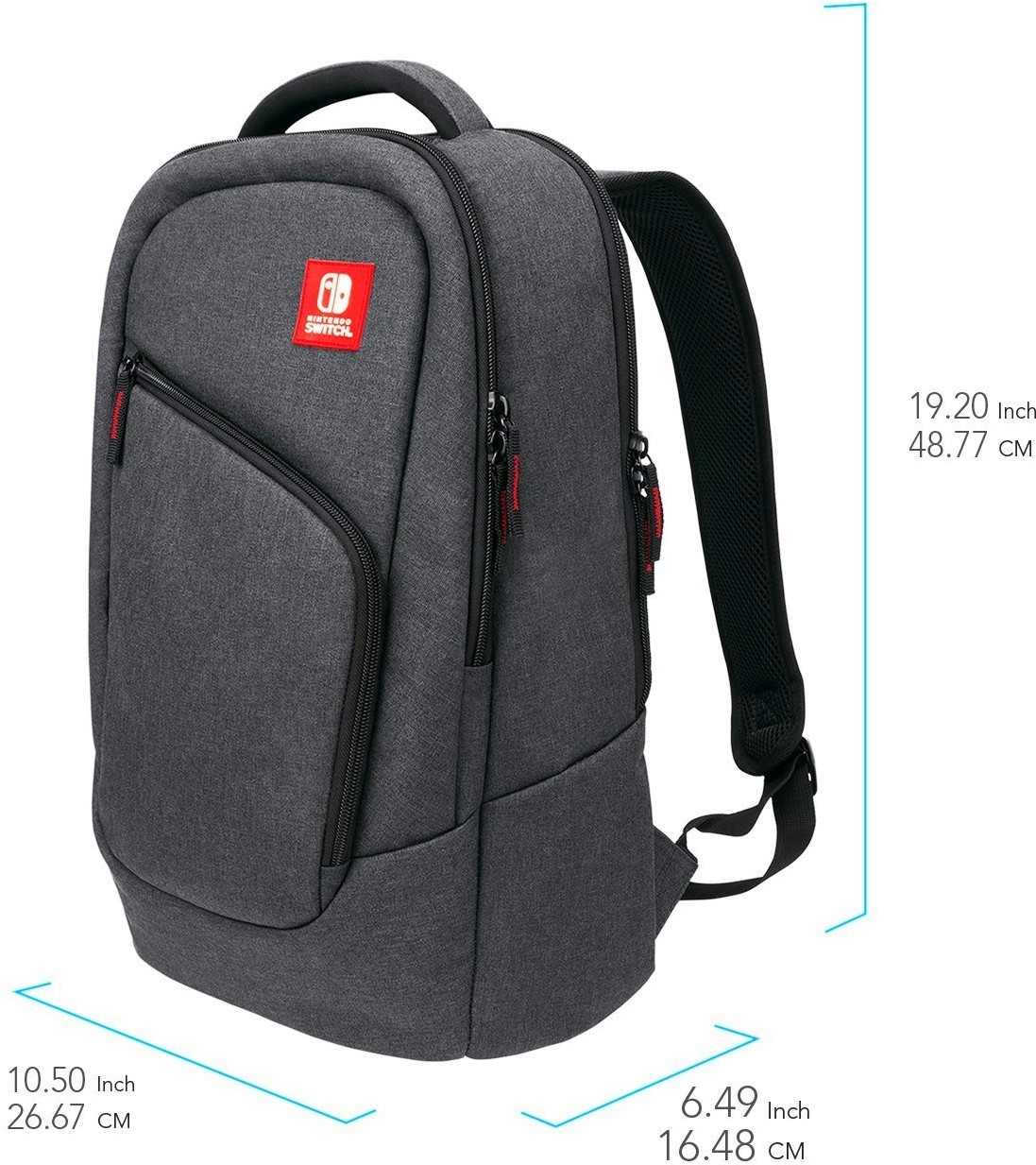 Plecak Ultimate Player Backpack Nintendo Switch