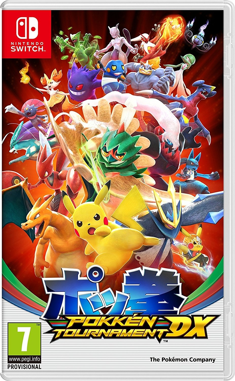 Pokken Tournament DX Nintendo Switch / Black Friday
