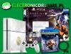 Konsola Playstation 4 Edycja Destiny The Taken King
