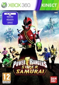 Power Rangers Super Samurai Kinect (Xbox 360)