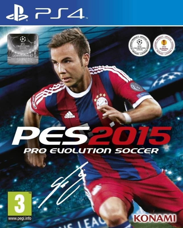 Pro Evolution Soccer 2015 / PES 2015 (PS4)