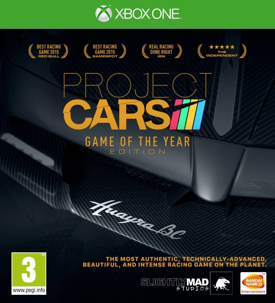 Project CARS Game of the Year (Xbox One)