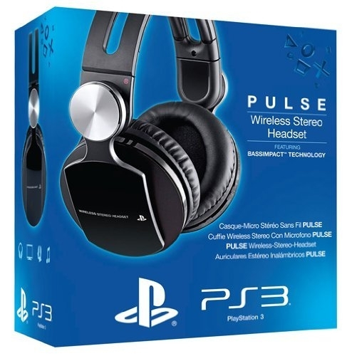 Sony Pulse Wireless Stereo Headset 7.1 Elite Edition (PS3)