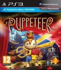 Puppeteer PL Move (PS3)