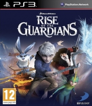 Rise of the Guardians / Strażnicy marzeń (PS3)