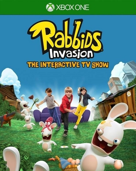 Rabbids Invasion: Interaktywny Program TV PL (Xbox One)
